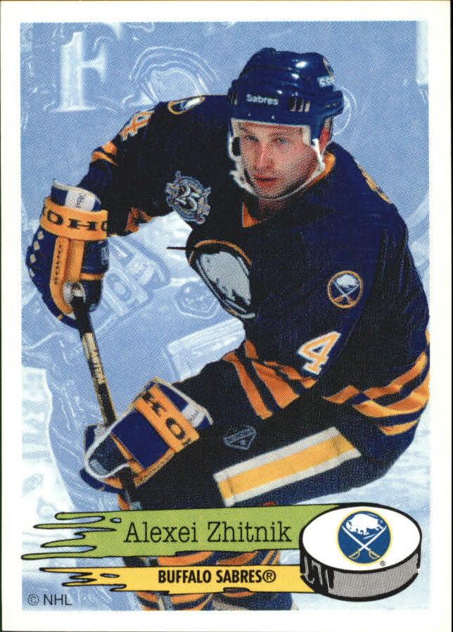 1995-96 Panini Stickers #20 Alexei Zhitnik