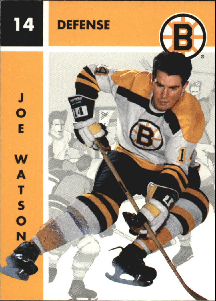 1995-96 Parkhurst '66-67 #3 Joe Watson