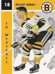 1995-96 Parkhurst '66-67 #4 Ed Westfall