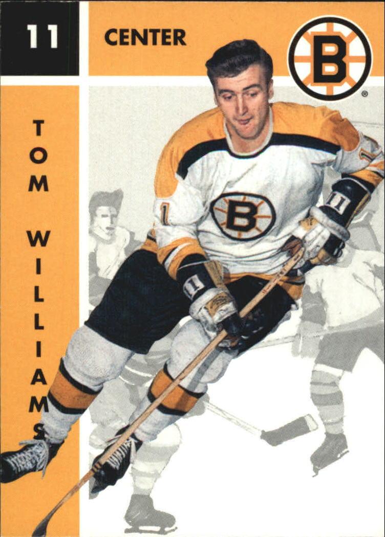 1995-96 Parkhurst '66-67 #11 Tom Williams