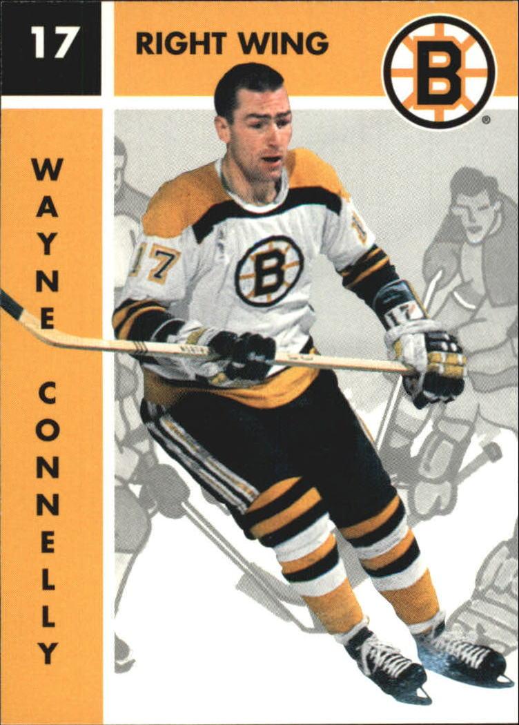 1995-96 Parkhurst '66-67 #20 Wayne Connelly