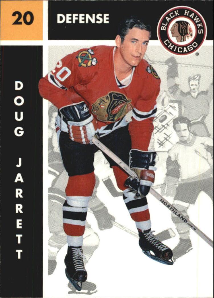 1995-96 Parkhurst '66-67 #27 Doug Jarrett
