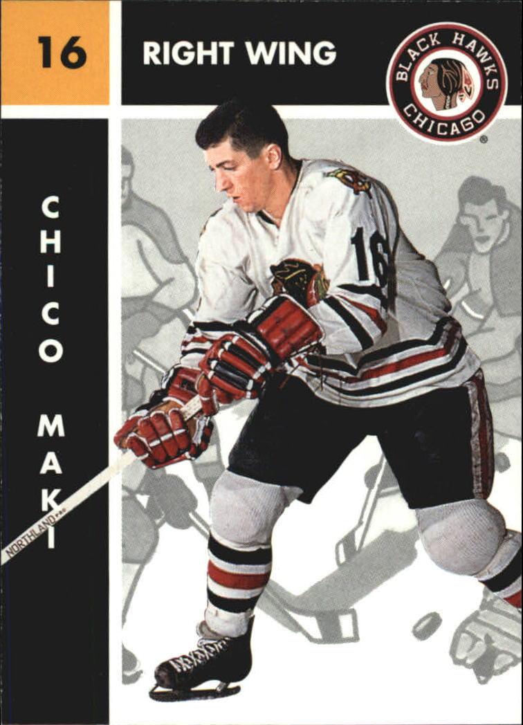 1995-96 Parkhurst '66-67 #32 Chico Maki