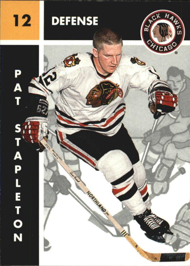 1995-96 Parkhurst '66-67 #38 Pat Stapleton
