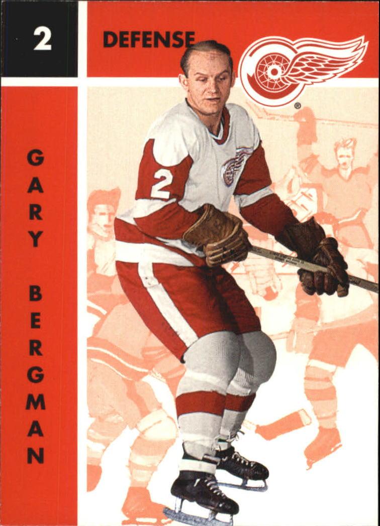 1995-96 Parkhurst '66-67 #41 Gary Bergman