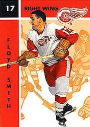 1995-96 Parkhurst '66-67 #52 Floyd Smith