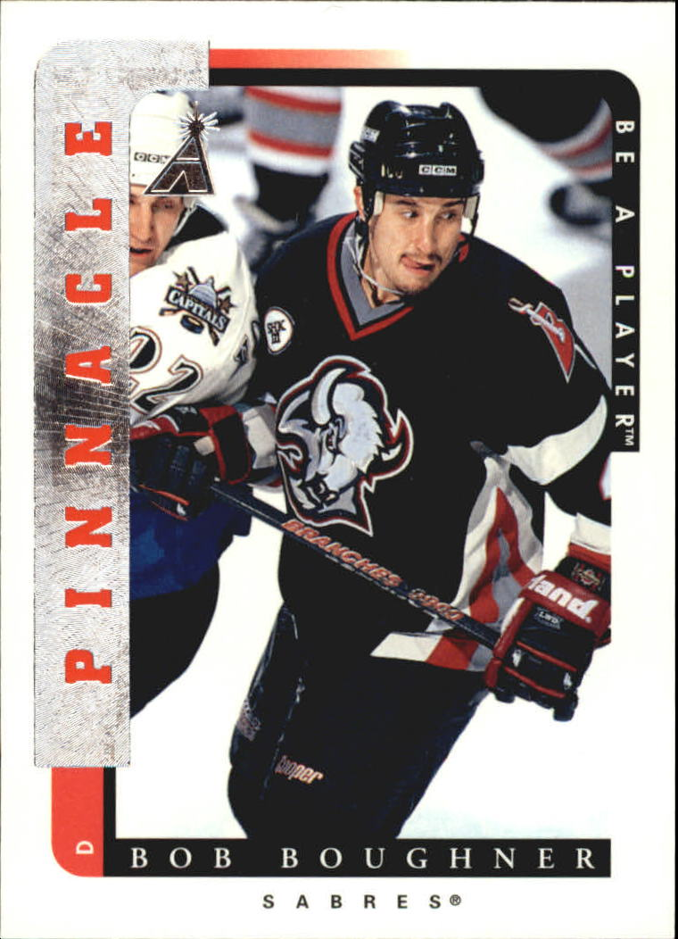1996-97 Be A Player #178 Bob Boughner RC