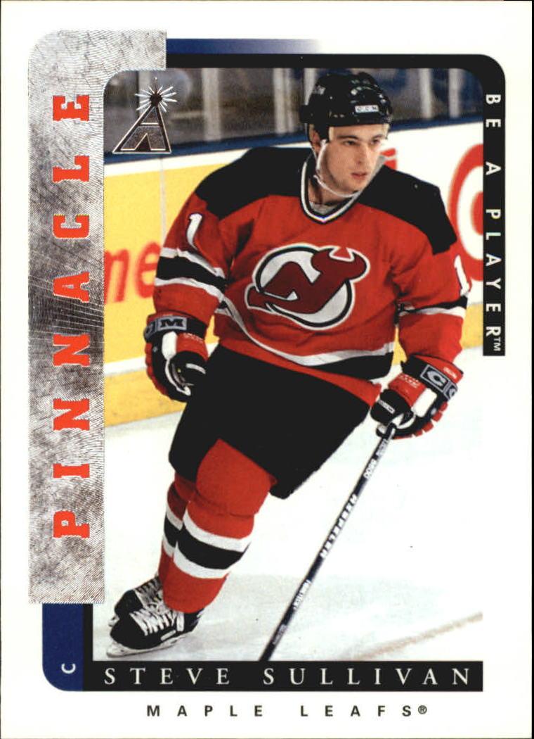 1996-97 Be A Player #209 Steve Sullivan RC