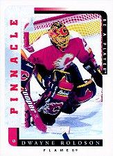 1996-97 Be A Player #211 Dwayne Roloson RC