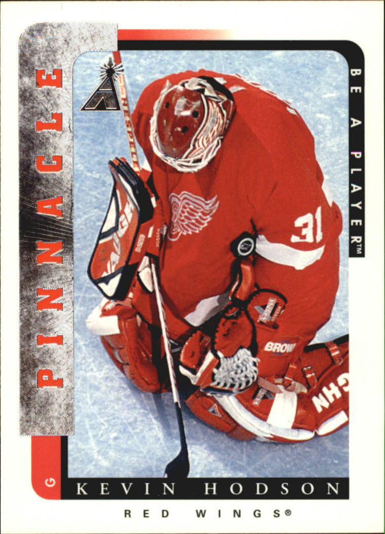 1996-97 Be A Player #218 Kevin Hodson RC
