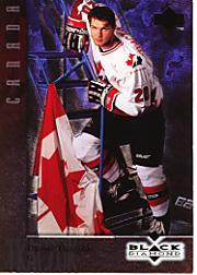 1996-97 Black Diamond #38 Daniel Tkaczuk RC