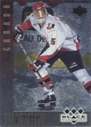 1996-97 Black Diamond #160 Joe Thornton RC