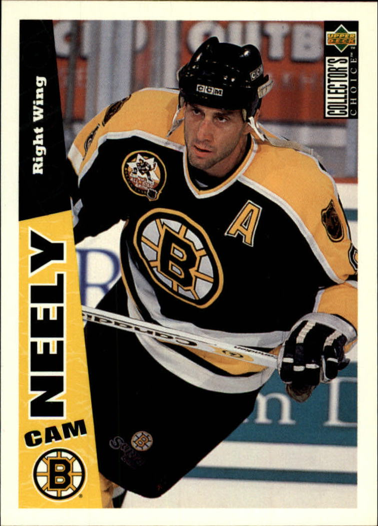 1996-97 Collector's Choice #16 Cam Neely
