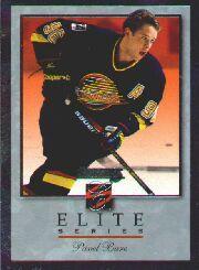 1996-97 Donruss Elite Inserts #1 Pavel Bure