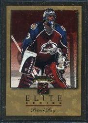 1996-97 Donruss Elite Inserts Gold #10 Patrick Roy