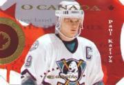1996-97 Donruss Canadian Ice O Canada #2 Paul Kariya