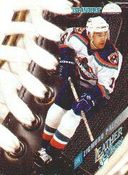 1996-97 Leaf Leather And Laces #7 Zigmund Palffy
