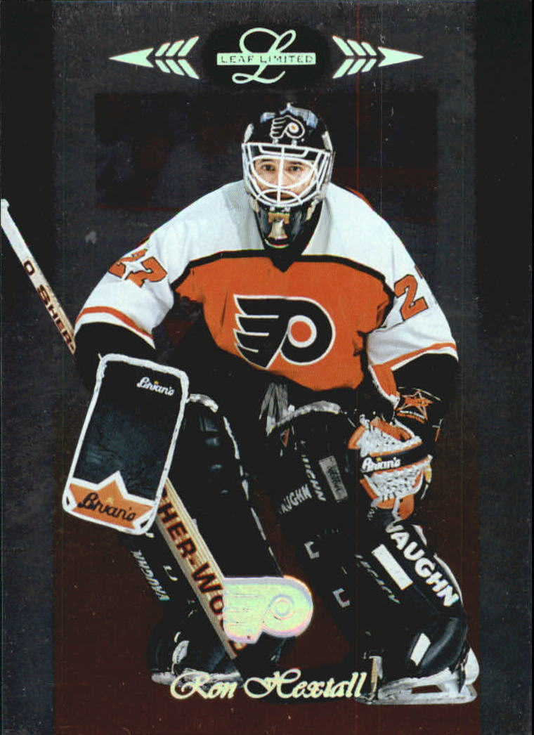 1996-97 Leaf Limited #35 Ron Hextall