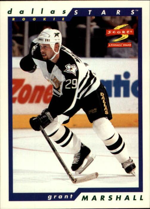 1996-97 Score #261 Grant Marshall