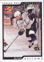 1996-97 Score Golden Blades #221 Brian Bellows