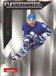 1996-97 SkyBox Impact BladeRunners #5 Mike Gartner