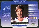 1996-97 SPx #39 Wayne Gretzky back image