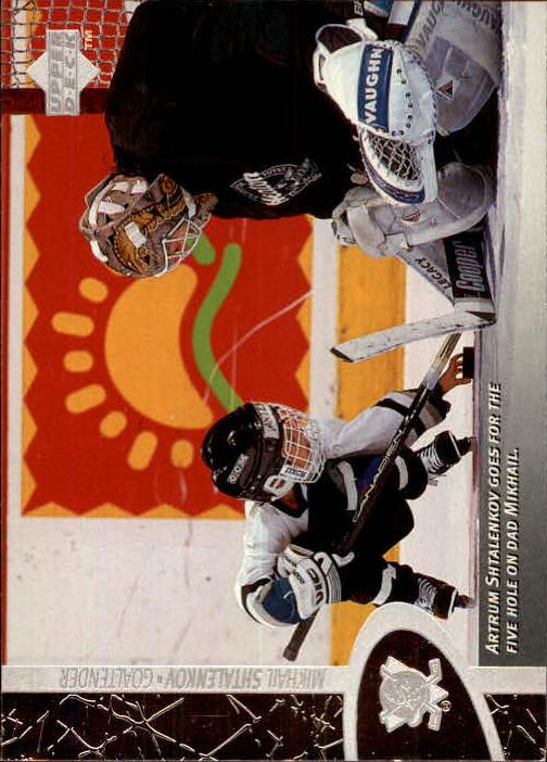 1996-97 Upper Deck #7 Mikhail Shtalenkov