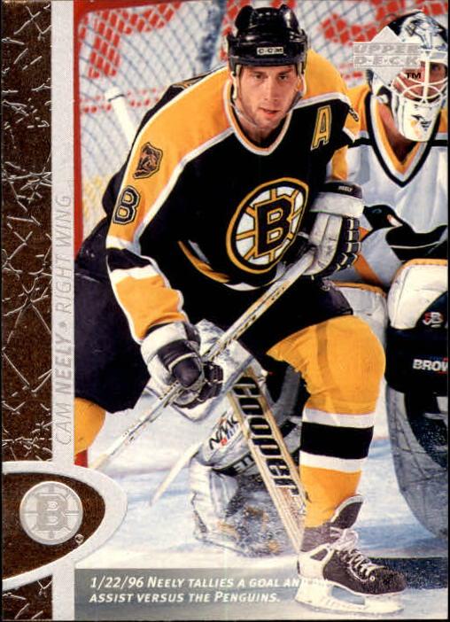 1996-97 Upper Deck #13 Cam Neely