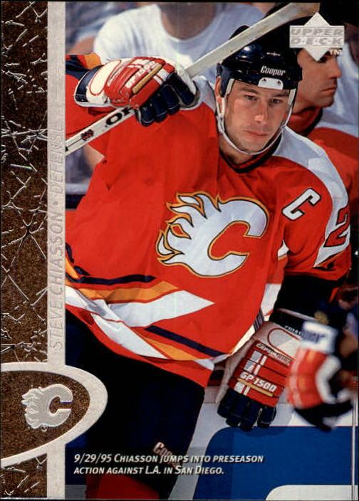 1996-97 Upper Deck #26 Steve Chiasson