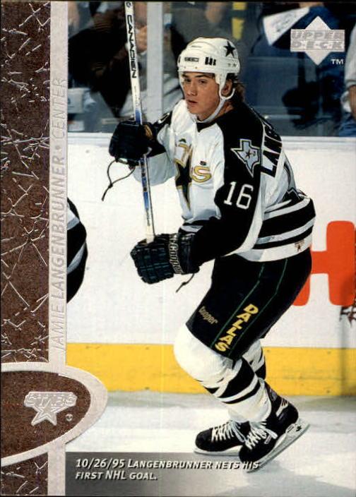 1996-97 Upper Deck #48 Jamie Langenbrunner