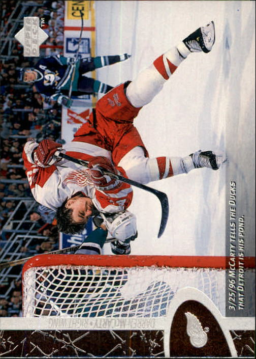 1996-97 Upper Deck #55 Darren McCarty