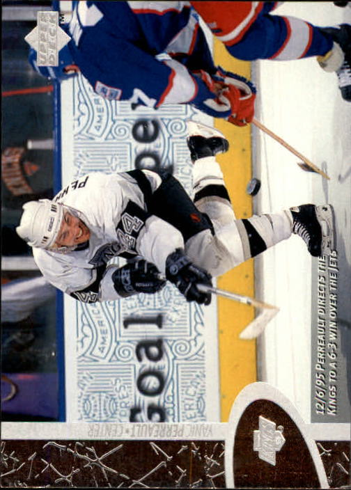 1996-97 Upper Deck #79 Yanic Perreault