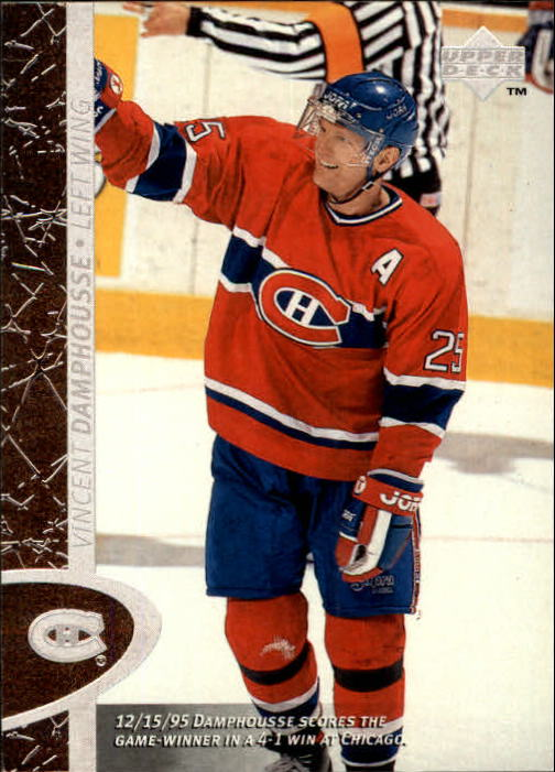 1996-97 Upper Deck #86 Vincent Damphousse