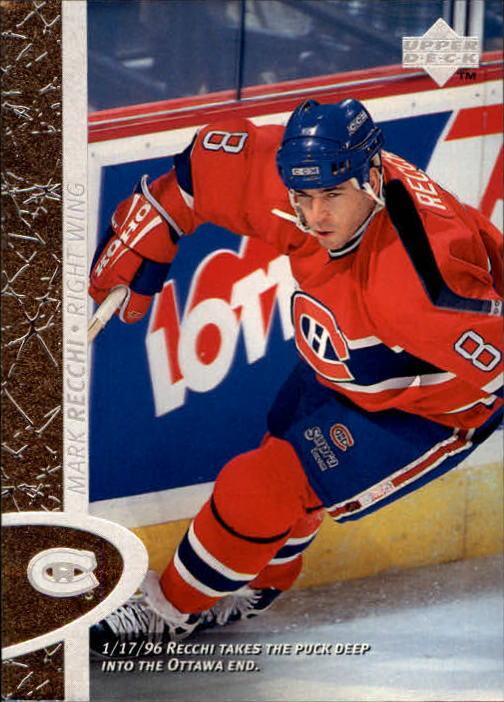 1996-97 Upper Deck #87 Mark Recchi