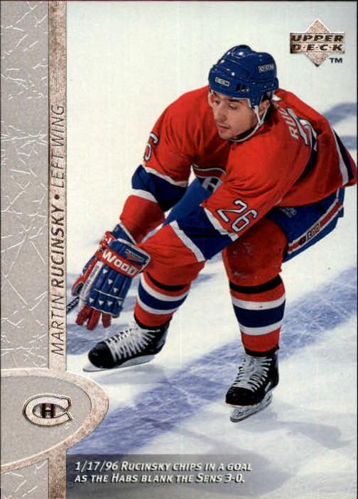 1996-97 Upper Deck #280 Martin Rucinsky