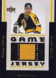1996-97 Upper Deck Game Jerseys #GJ5 Ray Bourque