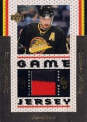 1996-97 Upper Deck Game Jerseys #GJ10 Pavel Bure