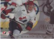 1996-97 Upper Deck Ice #121 Trevor Letowski RC