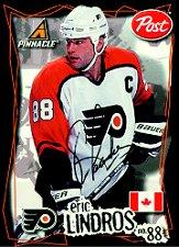 1997 Post Pinnacle #NNO Eric Lindros AUTO/888