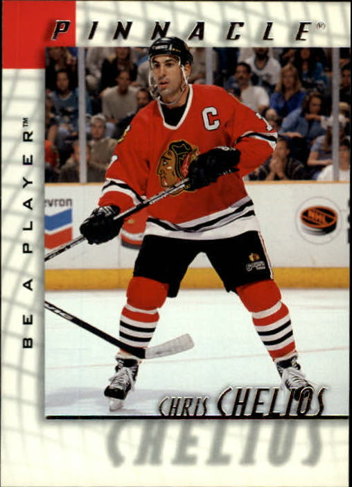 1997-98 Be A Player #11 Chris Chelios