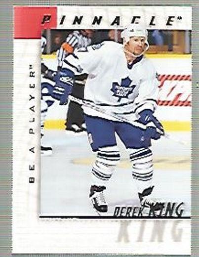 1997-98 Be A Player #40 Derek King