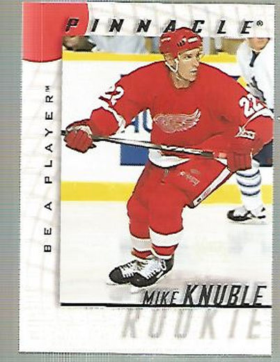 1997-98 Be A Player #43 Mike Knuble RC