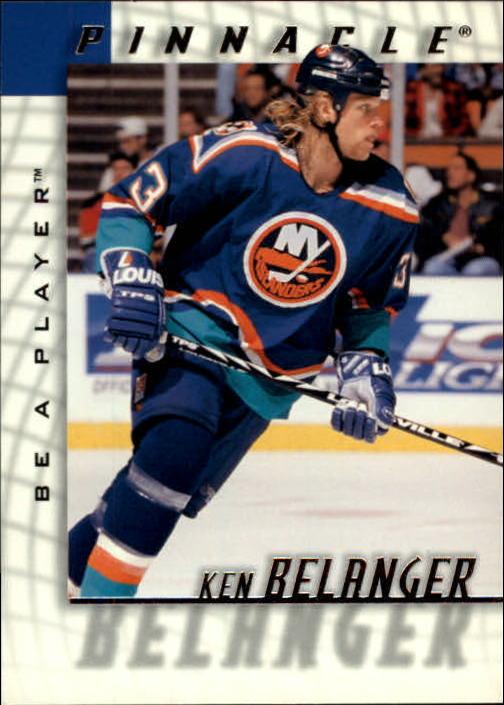 1997-98 Be A Player #145 Ken Belanger RC