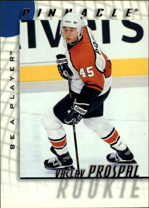 1997-98 Be A Player #213 Vaclav Prospal RC