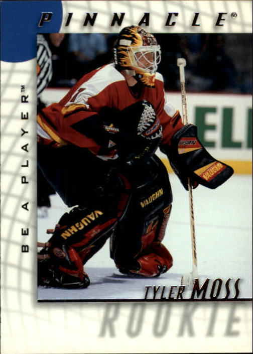 1997-98 Be A Player #230 Tyler Moss RC