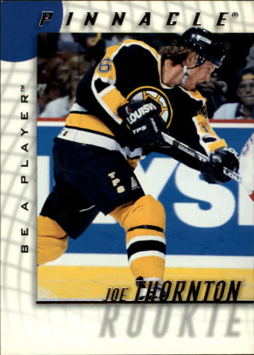1997-98 Be A Player #232 Joe Thornton