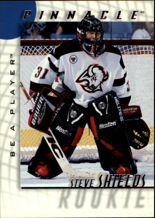 1997-98 Be A Player #233 Steve Shields RC