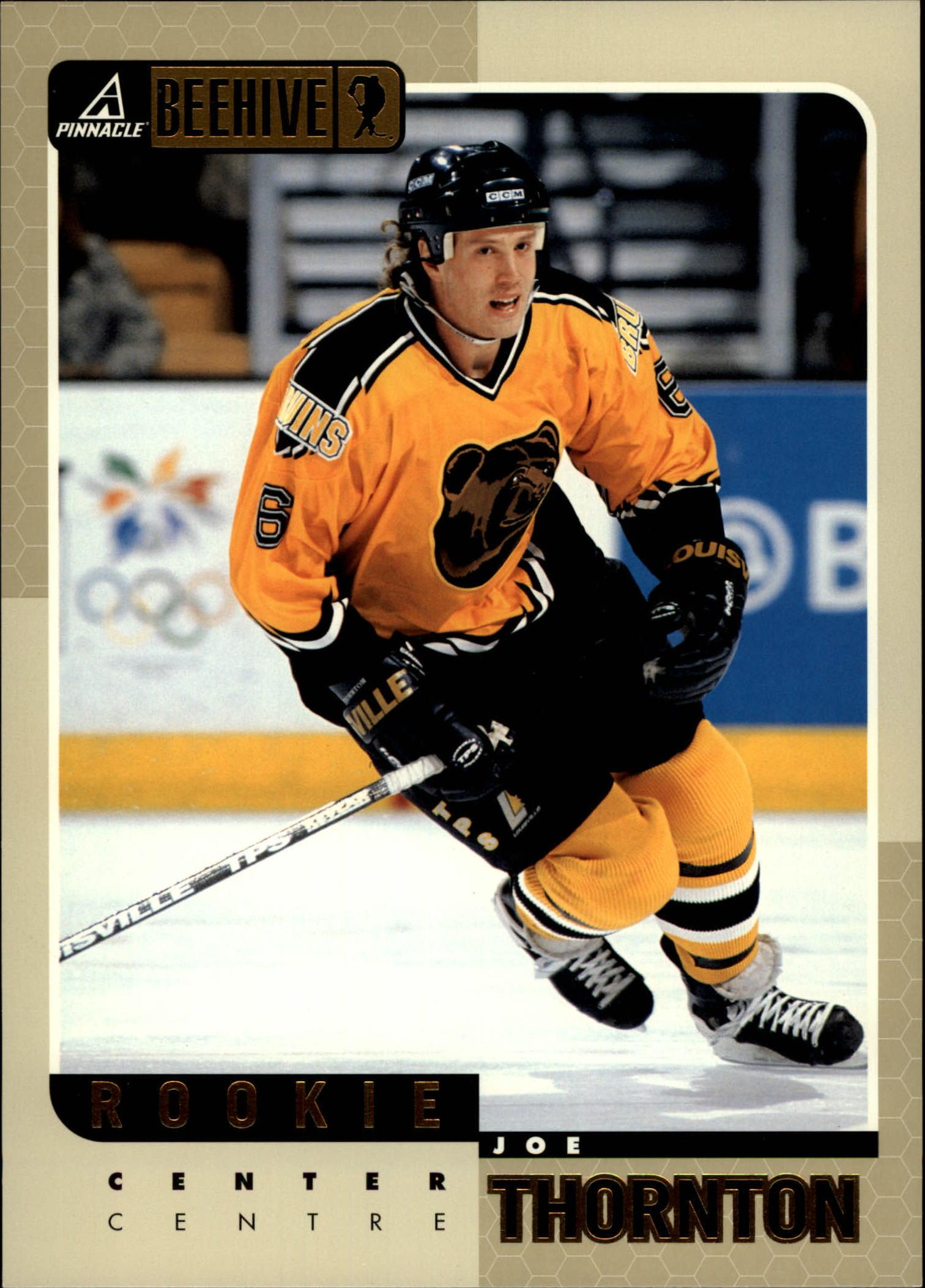 1997-98 Beehive #51 Joe Thornton