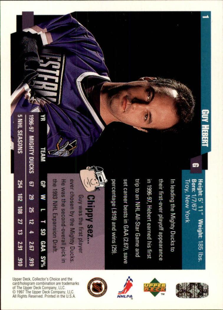 1997-98-Collector-039-s-Choice-Hockey-1-250-Your-Choice-GOTBASEBALLCARDS thumbnail 3