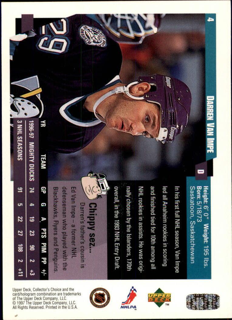 1997-98-Collector-039-s-Choice-Hockey-1-250-Your-Choice-GOTBASEBALLCARDS thumbnail 9